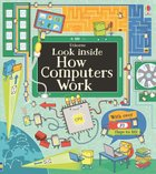 Look Inside How Computers Work Cover